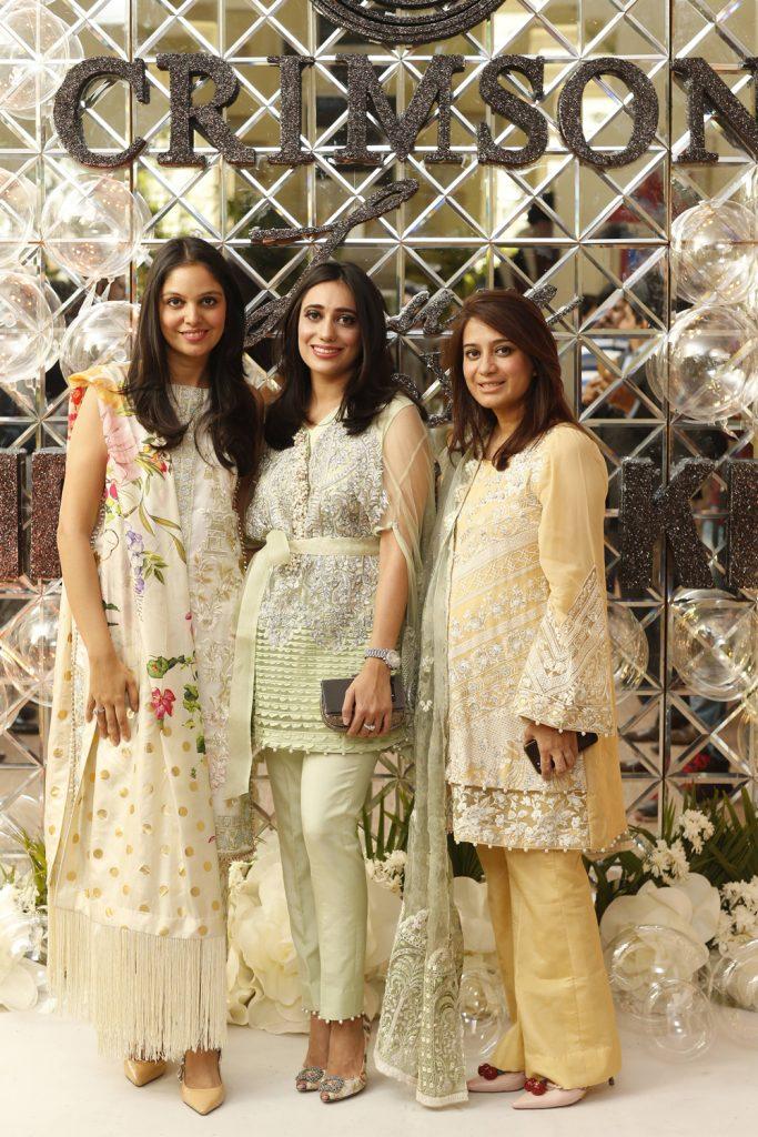 Saira Faisal, Anum Akram, Shakira Usman