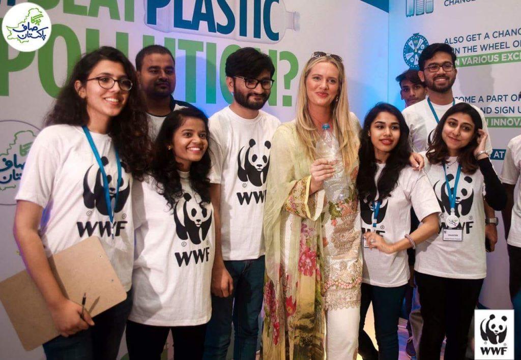 Shaniera Wasim _ Team WWF