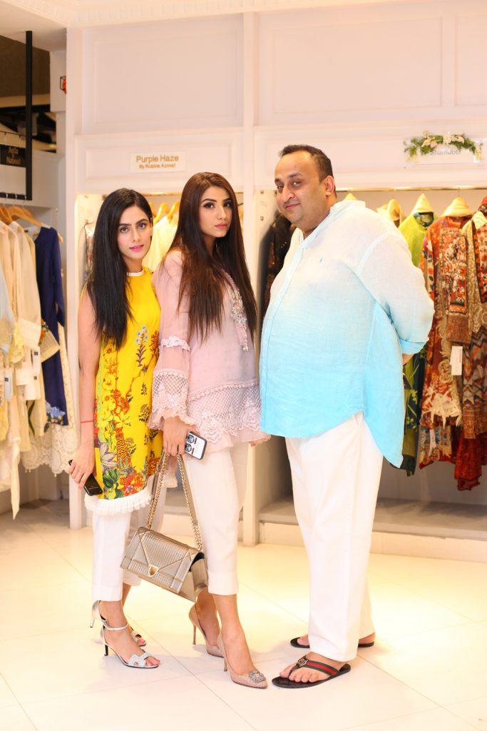 Shanzay, Neha and Aamir
