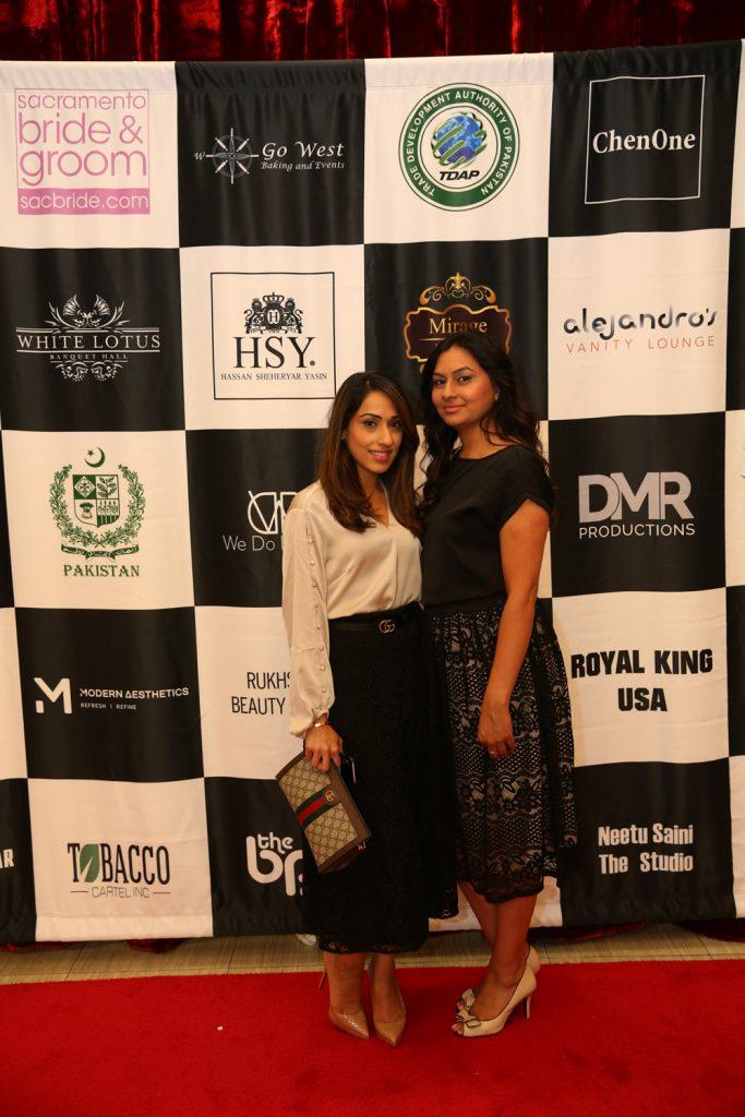 Sofia & Ayesha