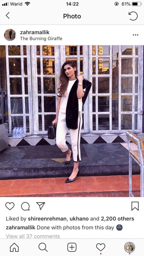 Zahra Malik
