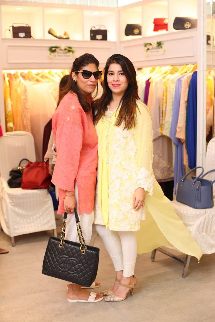 Zainab Malik and Rabia