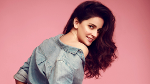 SABA QAMAR Is the new face of LUX!