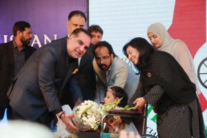 PIA GIVES BACK