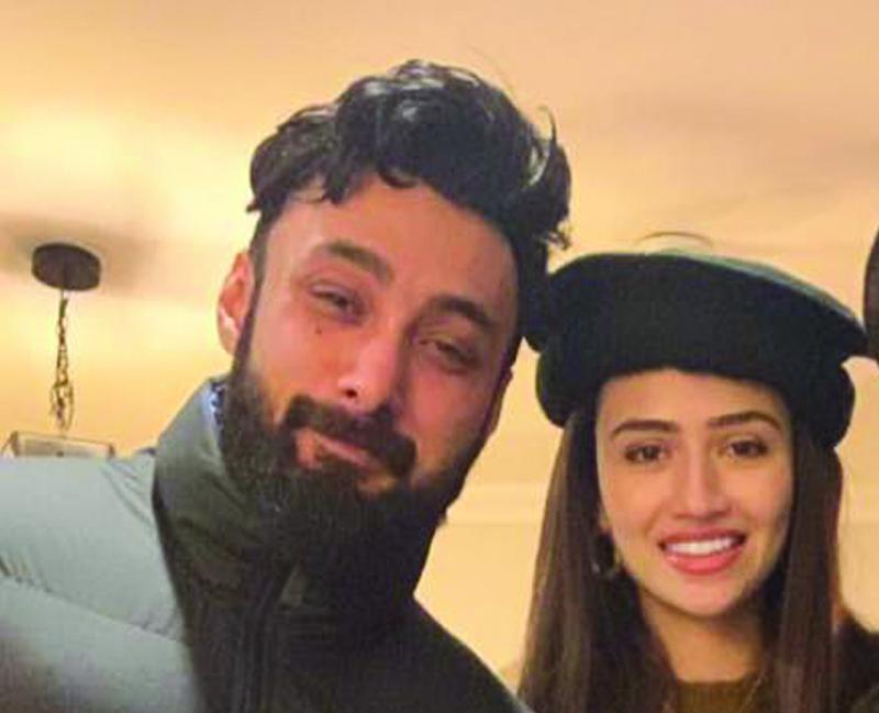 Sana Javed And Umair Jaswal Affair